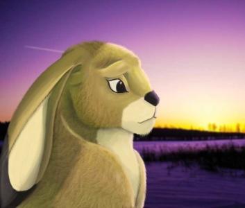 Rabbit Texturizing by JStix