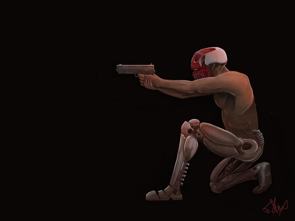 shooter-g by JStix