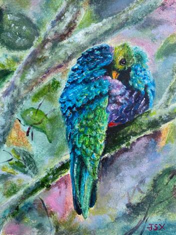 Quetzal 4 J.Stix